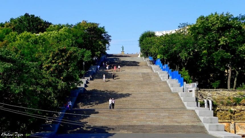 About Odesa